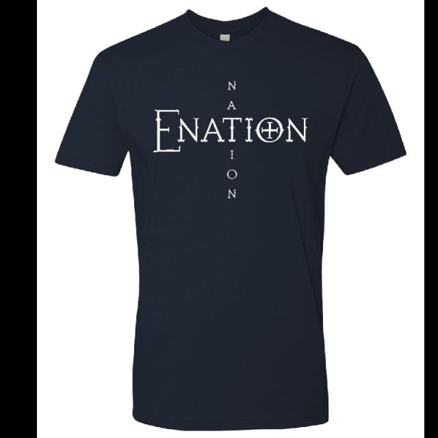 ENATION Nation Crew Neck Tee