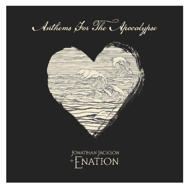 ENATION CD- Anthems For The Apocalypse w/ AUTOGRAPHED 8x10