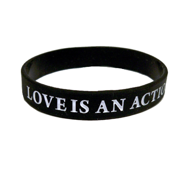 ENATION Love Is An Action Bracelet
