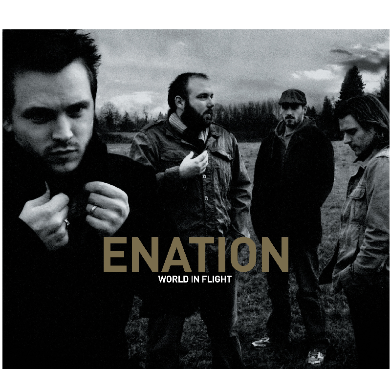 ENATION World In Flight Limited Signed Edition CD