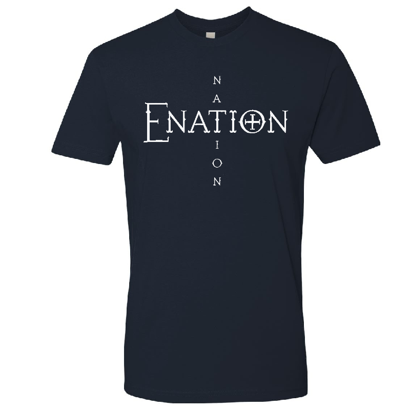 ENATION Nation Crew Neck Tee